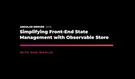 Simplifying Front-end State Management with Observable Store