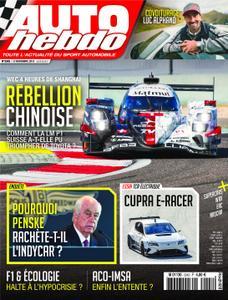 Auto Hebdo - 14 novembre 2019