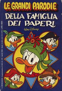 Le Grandi Parodie Della Famiglia Dei Paperi