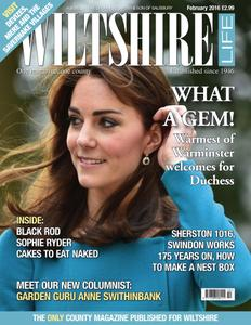 Wiltshire Life - February 2016