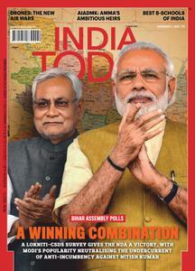 India Today - November 02, 2020