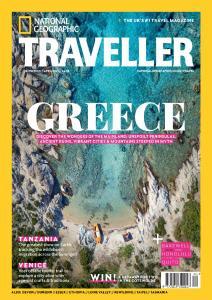 National Geographic Traveller UK - April 2021