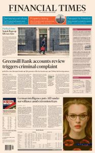 Financial Times Europe - March 4, 2021