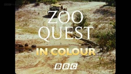 BBC - David Attenborough's Zoo Quest in Colour (2016)