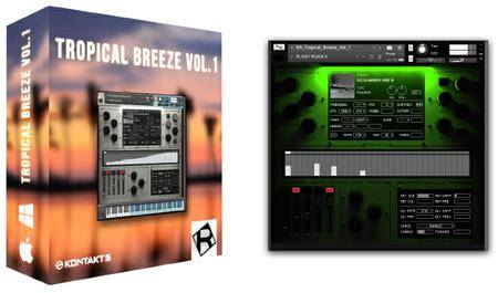 Rigid Audio Tropical Breeze 1 KONTAKT