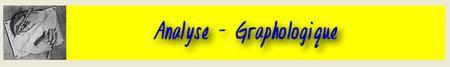 Graphology Analysis - Analyse Graphologique