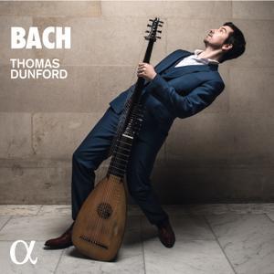 Thomas Dunford - Bach (2018)