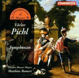Matthias Bamert, London Mozart Players - Václav Pichl: Symphonies (1999)