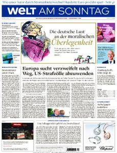 Welt am Sonntag Hamburg - 29. April 2018
