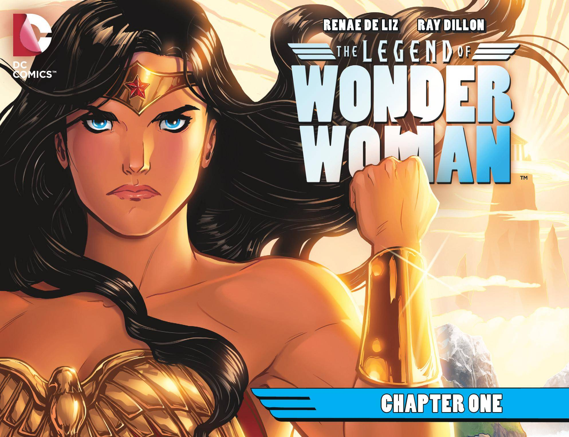 The Legend of Wonder Woman 001 2015 digital Son of Ultron-Empire