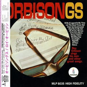 Roy Orbison - Orbisongs (1965) {2005, Limited Edition, DSD Remastered, Japan}