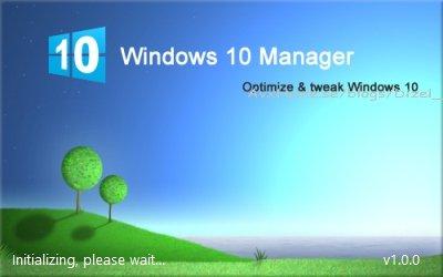 Yamicsoft Windows 10 Manager 2.0.4 Multilingual Portable