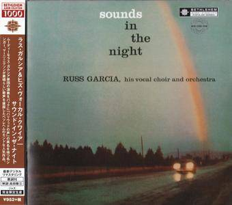 Russ Garcia & His Vocal Choir And Orchestra - Sounds In The Night (1957) {2014 Japan Bethlehem Album Collection 1000}