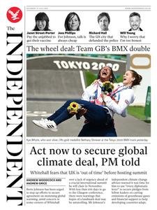 The Independent - 31 July 2021