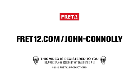 Fret 12 - Sevendust - John Connelly (2017)