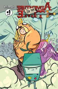 Adventure Time - The Flip Side 001 2014 Digital