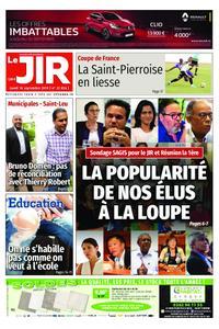 Journal de l'île de la Réunion - 16 septembre 2019