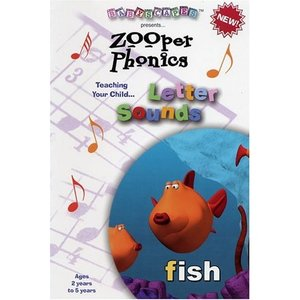 Babyscapes: Zooper Phonics - Letter Sounds