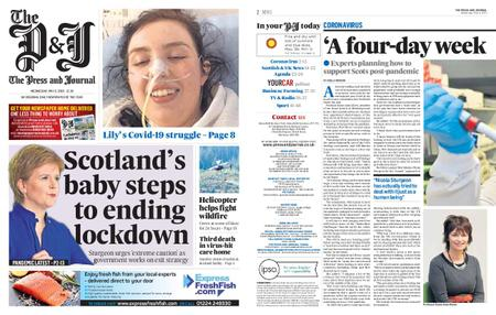 The Press and Journal Moray – May 06, 2020