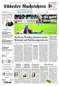 Lübecker Nachrichten Ostholstein Süd - 25. Februar 2018