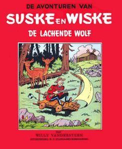 Suske En Wiske - 017 - De Lachende Wolf 1953
