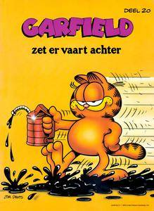 Garfield - 020 - Garfield Zet Er Vaart Achter Bewerkt