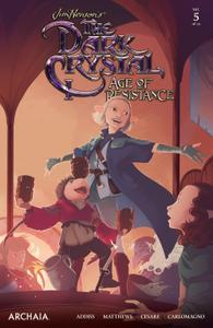 Jim Hensons The Dark Crystal-Age Of Resistance 05 of 12 2020 Digital Mephisto