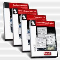 Cacidi Extreme Live Merge ver. 1.0 For Adobe Indesign CS2 Plus Plugins