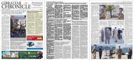 Gibraltar Chronicle – 27 October 2020