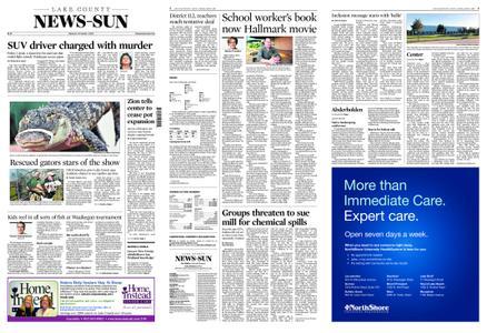 Lake County News-Sun – October 07, 2019