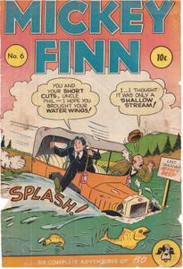 Mickey Finn 006 (1945) (Eastern) (c2c