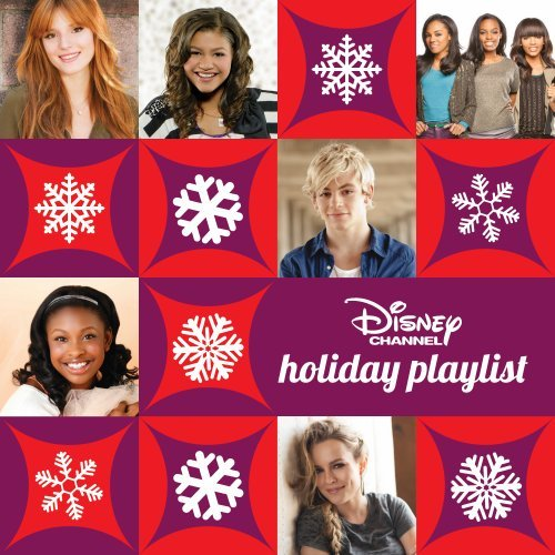 VA - Disney Channel Holiday Playlist (2012) {Walt Disney}