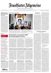 Frankfurter Allgemeine Zeitung F.A.Z. - 20. August 2018