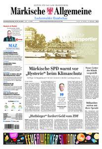 Märkische Allgemeine Luckenwalder Rundschau - 15. Juni 2019