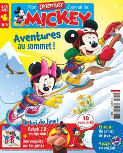 Mon Premier Journal de Mickey – janvier 2019