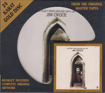 Jim Croce - 24 karat Gold In A Bottle (1972-73) {DCC Compact Classics GZS-1060 rel 1994}