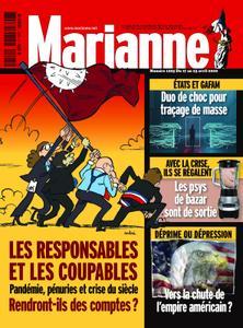 Marianne - 17 avril 2020