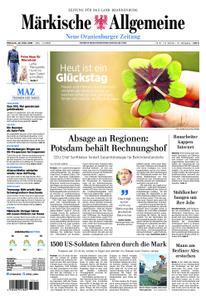 Neue Oranienburger Zeitung - 20. März 2019