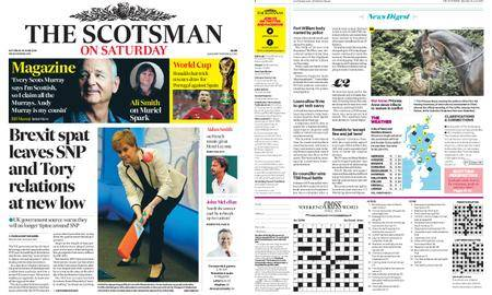 The Scotsman – June 16, 2018