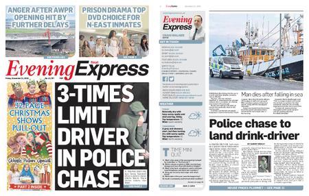 Evening Express – December 21, 2018