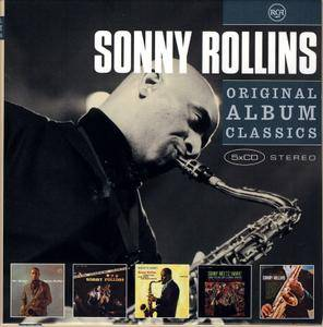 Original Album Classics: Sonny Rollins (2007) Re-up