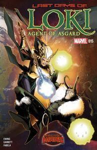 Loki - Agent of Asgard 015 2015 Digital