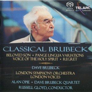 Dave Brubeck - Classical Brubeck (2x SACD, 2003) [2.0 & 5.1] PS3 ISO + Hi-Res FLAC