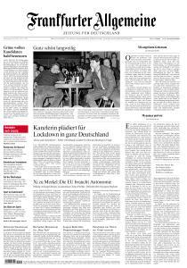 Frankfurter Allgemeine Zeitung - 8 April 2021