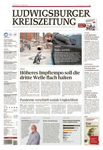 Ludwigsburger Kreiszeitung LKZ - 11 März 2021