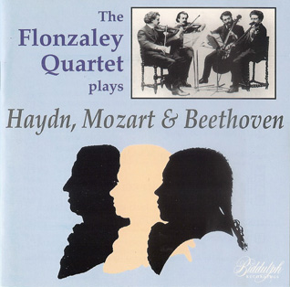 The Flonzaley Quartet Play Classical Masterpieces · Haydn · Mozart · Beethoven [2CD set] [Re-up]