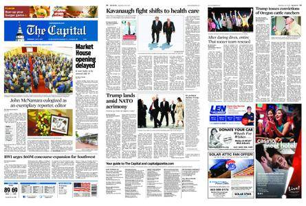 The Capital – July 11, 2018