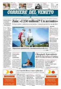 Corriere del Veneto Venezia e Mestre – 08 novembre 2018