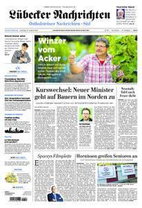 Lübecker Nachrichten Ostholstein Süd - 21. August 2018