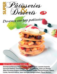 Super Pâtisseries & Desserts - juin 2014